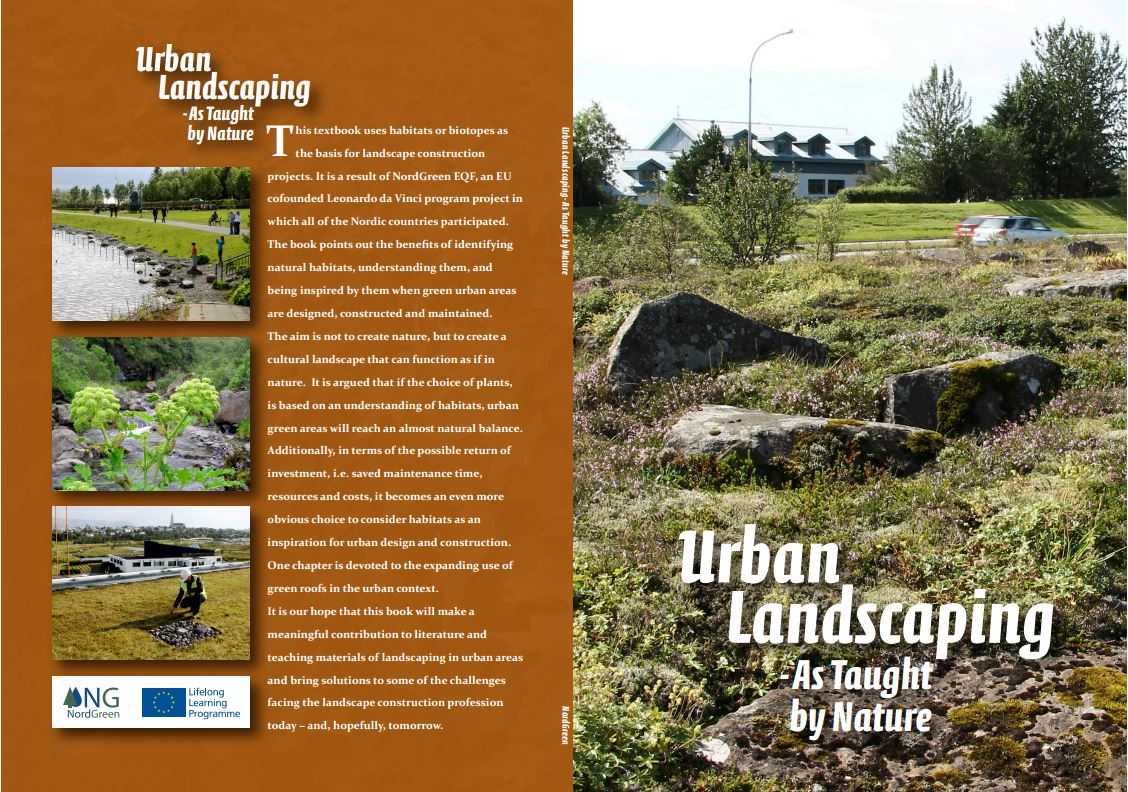Urban Landscaping – As Taught by Nature